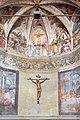 Chiesa Santo Corpo di Cristo abside e crocifisso Brescia.jpg