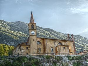 Bene Lario - Town's Church