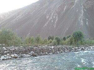 Chilas - Chilas River