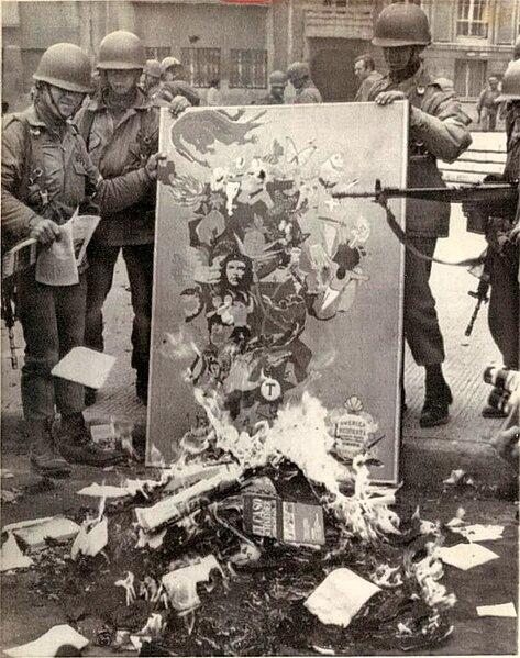 A 40 años del Golpe de Estado en Chile