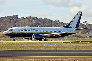 Chilean Air Force Boeing 737-500 CBR Gilbert.jpg