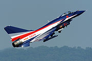 China airforce J-10