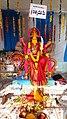 Chinalingala Dussera 2016 Sri Kathyayani devi Alamkaram by Girikonda.jpg