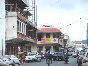 Chinatowns in Africa - Image: Chinatown Port Louis