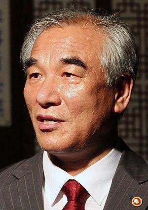 Choe Kwang-shik - Image: Choe Kwang shik (cropped)