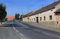 Chotěšov, Plzeňská street.jpg