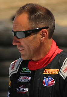 Chris Cook (racing driver) American race car driver and driving instructor