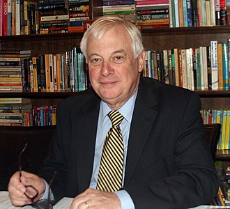 Chris Patten - Image: Chris Patten 2008 10 31