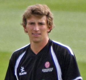 Chris Jones (cricketer)