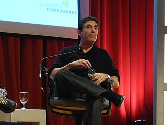 Chuck Lorre - Lorre in 2007