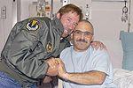 Chuck Norris at Landstuhl Regional Medical Center 2007b.jpg