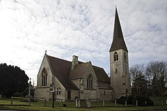 Church, Waresley, Cambridgeshire - geograph.org.uk - 331410.jpg