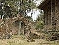 Church of Debra Berhan Selassie, Gondar, Ethiopia (2423914431).jpg