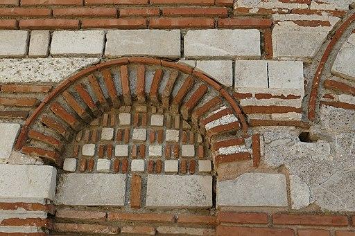 Church of Saint Theodore, Nesebar, detail 01