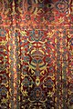 Church vestment for European export, China, Ming dynasty, late 16th century, silk lampas brocaded in gold, view 2 - Royal Ontario Museum - DSC04362.JPG
