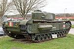 Churchill Mk I (A22) rear-right 2017 Bovington.jpg