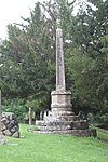 Churchyard Cross in churchyard, 30 metres east of East End, Church of St Mary