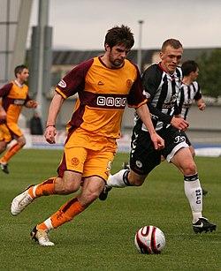 Calcio   Cillian Sheridan Motherwell -