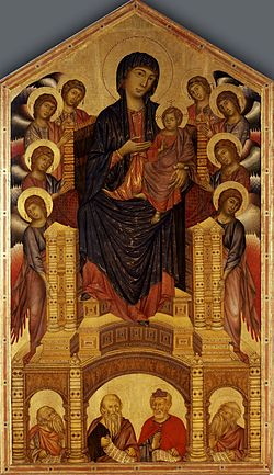 meaning of cimabue