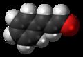 Cinnamaldehyde 3D spacefill.png