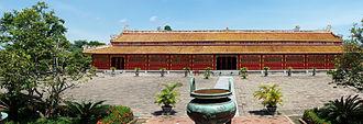 Imperial City, Huế - Thế Miếu