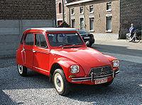 Citroën Dyane thumbnail