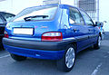 Citroen Saxo rear 20070518.jpg