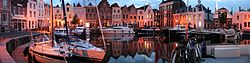 City harbor of Goes, the Netherlands.jpg