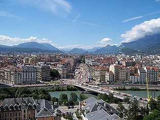 City of Grenoble. View from Les Casemates.jpg