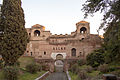 City wall of Rome in Lateran, 2013-2.jpg