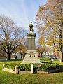 Civil War Memorial - Uxbridge, Massachusetts - DSC02826.JPG
