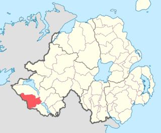 Clanawley Place in Northern Ireland, United Kingdom