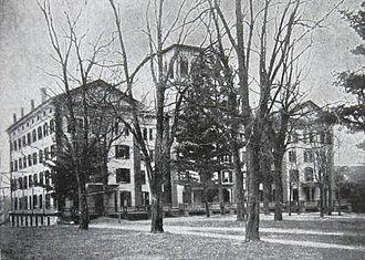 Claverack College - Claverack College campus