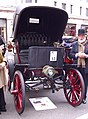 Cleveland, Sperry System 1900 Electric 3 1-2 HP Stanhope at Regent Street Motor Show 2011.jpg