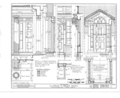Clifford Miller House, State Route 23, Claverack, Columbia County, NY HABS NY,11-CLAV,2- (sheet 8 of 14).png