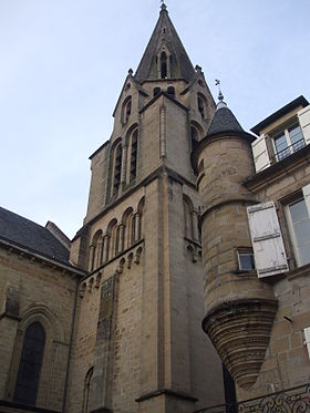 Image illustrative de l'article Collégiale Saint-Martin de Brive-la-Gaillarde