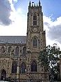 Clock Tower of Beverley Minster - geograph.org.uk - 2617275.jpg