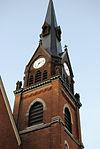 Clock tower, Sewickley.jpg