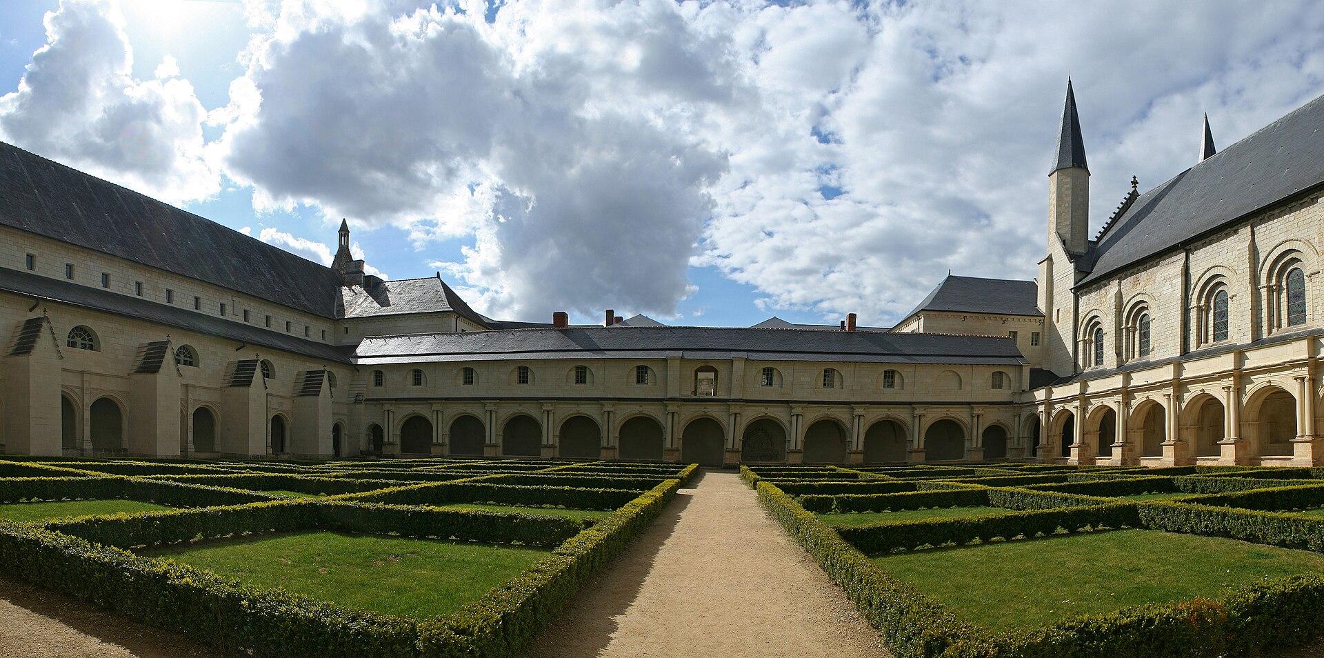 Abadía de Fontevraud