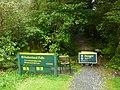 Closed Sutherland Falls Track - 2013.04 - panoramio.jpg