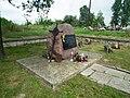Cmentarz parafialny-kwatera wojenna żołnierzy I Wojny Światowej 1.jpg