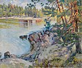 Coastal view. Helmi Biese. 1919.jpg