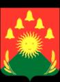 Coat of Arms of Bolshekustovskoe selskoe poselenie.png