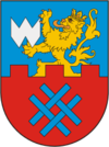 Coat of Arms of Voranaŭ, Biełaruś.png