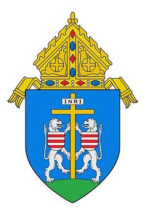 Roman Catholic Archdiocese of Cebu - Image: Coat of Arms of the Archdiocese of Cebu