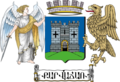 Coat of arms as per Artsakh Republic