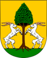 Coat of arms of Ledinci.png