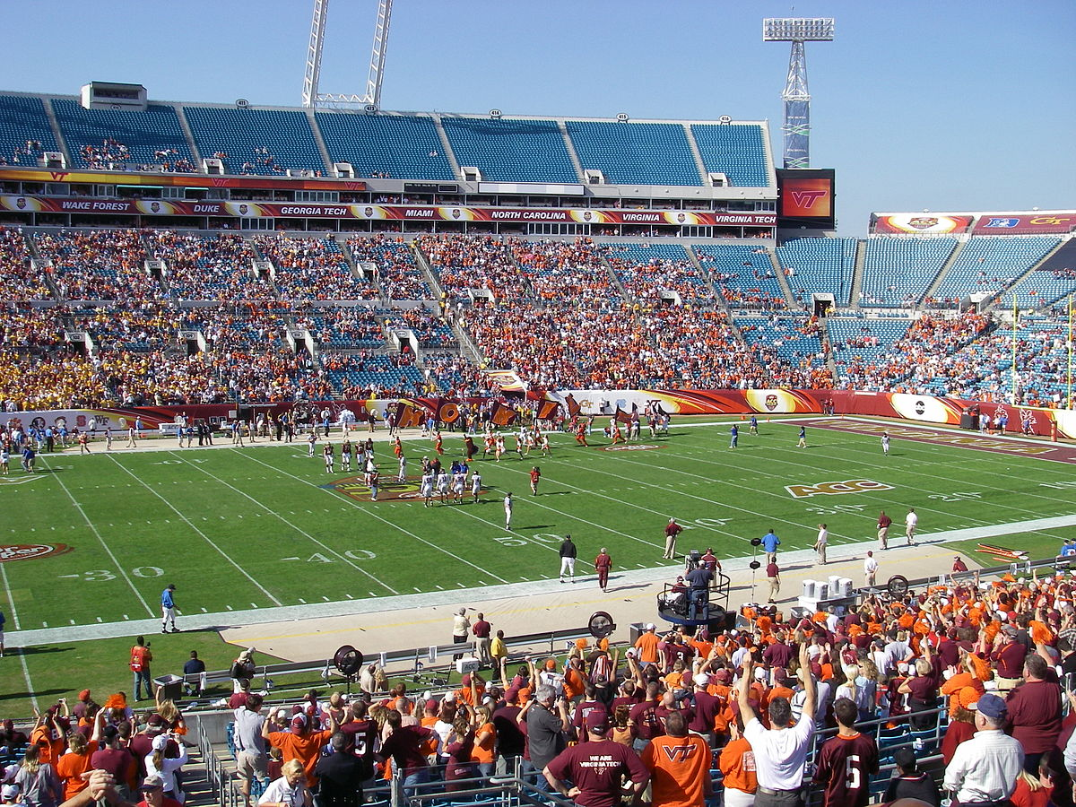 Acc Championship Game Tickets And Hotel Room Package