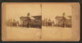 Col. Lansing's headquarters, 17th New York Hales Hill, Va, from Robert N. Dennis collection of stereoscopic views.png