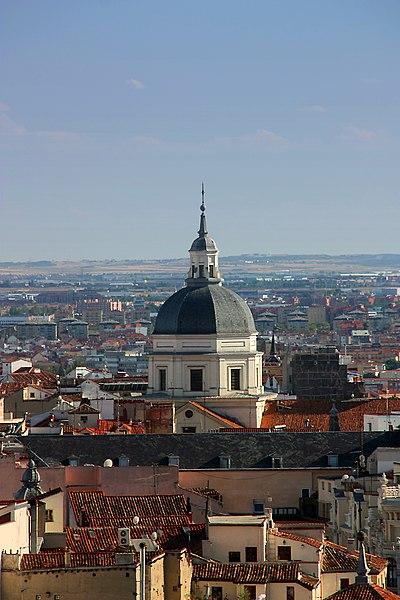 File:Colegiata de San Isidro (Madrid) 04.jpg